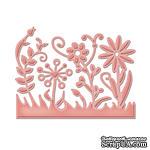 Лезвие Spellbinders - Flower Burst - ScrapUA.com