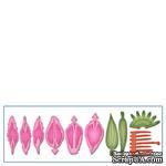 Ножи от Spellbinders - Create a Stargazer Lily - ScrapUA.com