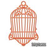 Лезвие Spellbinders - Bird Cage Two - Клетка для птиц - ScrapUA.com