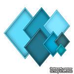 Лезвия от Spellbinders - Classic Diamonds - ScrapUA.com
