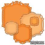 Лезвия Spellbinders - Decorative Labels Twenty-Two, 5 шт. - ScrapUA.com