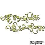 Нож для вырубки от Spellbinders - Flowing Floral - ScrapUA.com