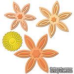 Лезвия от Spellbinders - Daisy Flower Topper, 4 шт - ScrapUA.com