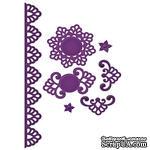 Лезвия от Spellbinders - Moroccan Accents, 6 шт - ScrapUA.com