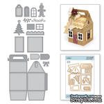 Ножи от Spellbinders - Charming Cottage Box - ScrapUA.com