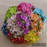 Набор цветочков  Sweetheart, микс цветов, 100 шт. - ScrapUA.com