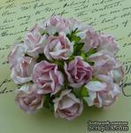 Бутоны большие дикой розы, цвет нежно-розовый, размер бутона 2 см, 1шт - ScrapUA.com