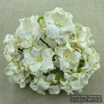 Гардения, цвет слоновой кости темный, 3,5см, 1 шт. - ScrapUA.com