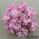 Гардения, цвет нежно-розовый, 3,5см, 1 шт. - ScrapUA.com
