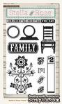 Набор штампов My Mind's Eye - Memories Stamps - ScrapUA.com
