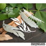 Ножи для вырубки Набор 2 декоративные веточки Cu-F-004, TM ScrapBox - ScrapUA.com