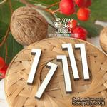 Деревянные фишки - Набор цифр 1 (5шт) Fl-019 - ScrapUA.com