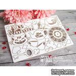 Чипборд ScrapBox - набор Alice in Wonderland Hc-022 - ScrapUA.com