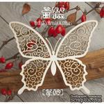 Чипборд ScrapBox - Бабочка ажурная №4 - ScrapUA.com