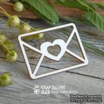 Чипборд ScrapBox - Письмо с сердечком Hm-049 - ScrapUA.com