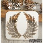 Чипборд ScrapBox -Крылья №1 - ScrapUA.com