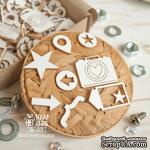 Чипборд ScrapBox - Коробочка счастья Путешествие Ho-159 - ScrapUA.com