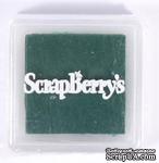 Пигментные чернила 2,5x2,5 см ИЗУМРУДНЫЕ SCB 21010016 - ScrapUA.com