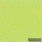 Кардсток текстурный салатовый, 30,5*30,5 см, 216 гр/м SCB172312107 - ScrapUA.com