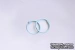 Кольца для альбомов, 2 шт., цвет: голубой 25 мм SCB 2504625 - ScrapUA.com