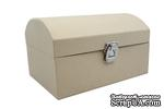 Заготовка коробки из папье-маше от Scrapberry's - Шкатулка, 21x15x12,5 см - ScrapUA.com
