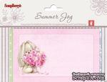 Набор карточек от Scrapberry's - Летняя Радость,7,5 х 12, 12 шт - ScrapUA.com