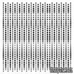 Трафарет Матрица 15,2*15,2см толщина 0,15мм SCB53100019 - ScrapUA.com
