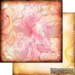 Лист скрапбумаги от 7 Dots Studio - Domestic Goddess - Rasberry Pudding - ScrapUA.com