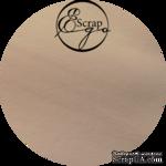 Декоративная акриловая краска от ScrapEgo - Шоколад, 30 мл - ScrapUA.com