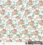 Лист скрапбумаги от ScrapEgo - Лотосы, Крошка-сыночек, 30,5х30,5см - ScrapUA.com