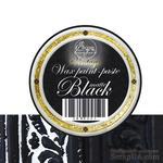Краска с эффектом патины - Black matte, 30 ml - ScrapUA.com