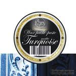 Краска с эффектом патины - Turquoise matte, 30 ml - ScrapUA.com