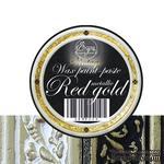 Краска с эффектом патины - Red gold metallic, 30 ml - ScrapUA.com
