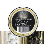 Краска с эффектом патины - Gold diamond, 30 ml - ScrapUA.com