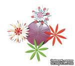 Лезвие Stacker Flower 4 от Cheery Lynn Designs - ScrapUA.com