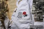 Набор ножей для вырубки от Scrapfriend - Вышиванка - Роза, 3,5x4см - ScrapUA.com
