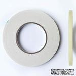 Скотч на вспененной основе 9 мм х 10 м - ScrapUA.com