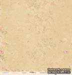 Лист односторонней бумаги от Scrapmir - Горошек - Карамель, 30x30см - ScrapUA.com