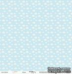 Лист односторонней бумаги от Scrapmir - Baby Boy - Облака, размер 30х30 см, 1 шт. - ScrapUA.com