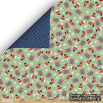 Лист двусторонней бумаги от Scrapmir - Подарки - Hello Christmas, 30x30 см - ScrapUA.com