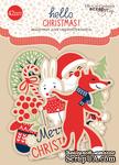 Набор высечек для скрапбукинга от Scrapmir - Hello Christmas, 42 шт. - ScrapUA.com
