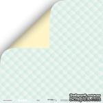 Лист двусторонней бумаги от Scrapmir - Baby - Smile Baby, 30x30см - ScrapUA.com