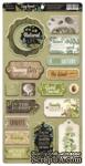 Чипборд для скрапбукинга от Scrapmir - Cozy Forest (англ. язык) , 18 шт. - ScrapUA.com