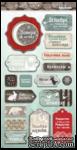 Чипборд для скрапбукинга от Scrapmir - Nordic Spirits (рус. язык) , 18 шт. - ScrapUA.com