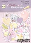 Набор высечек для скрапбукинга от Scrapmir - Daddy's Princess, 49 шт - ScrapUA.com