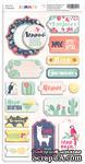 Чипборд для скрапбукинга от Scrapmir Summer (RU) На русском языке, 18шт. - ScrapUA.com