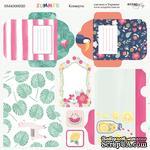Лист двусторонней бумаги от Scrapmir -К онверты Summer, 20x20 см - ScrapUA.com