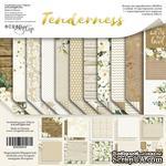 Набор двусторонней бумаги от Scrapmir - Tenderness, 20х20см , 11шт - ScrapUA.com