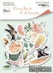 Набор высечек для скрапбукинга 69шт от Scrapmir Peaches & Cream Плотность 250г/м - ScrapUA.com
