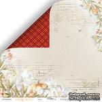 Лист двусторонней бумаги от Scrapmir - Осень -  Falling in Love , 30x30см - ScrapUA.com